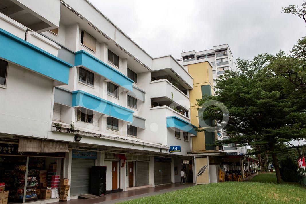 Block 54 Jurong East