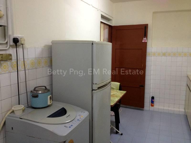 25 Telok Blangah Kitchen Area