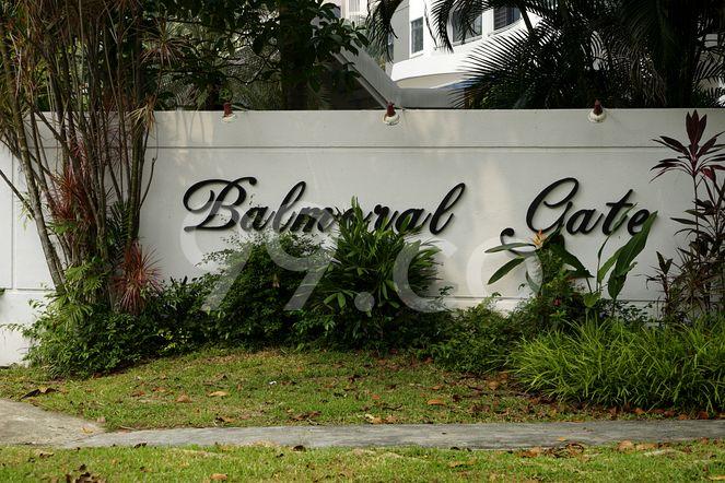 Balmoral Gate Balmoral Gate - Logo