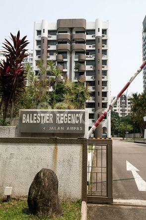Balestier Regency Balestier Regency - Logo