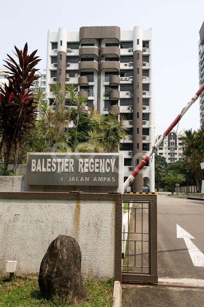 Balestier Regency  Logo