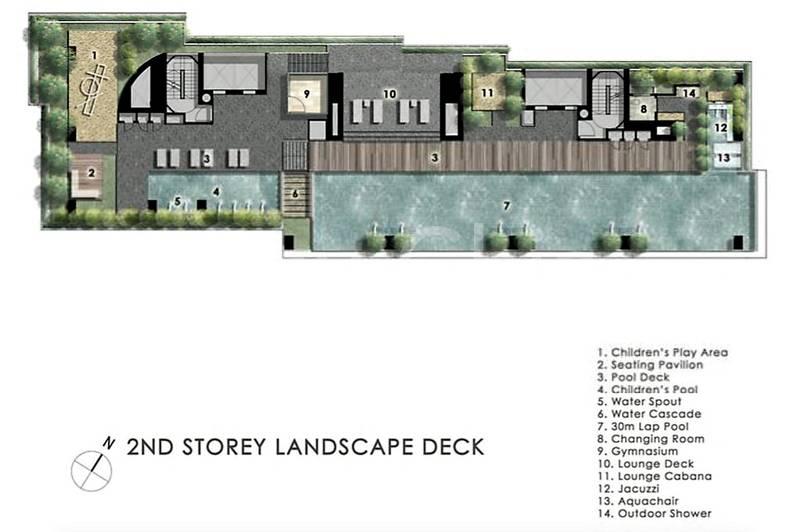 Landscape Deck (Level 2)