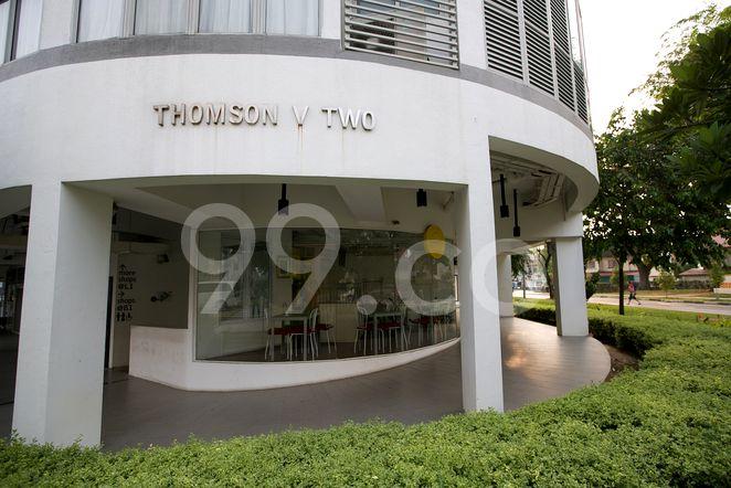 Thomson V Two Thomson V Two - Logo