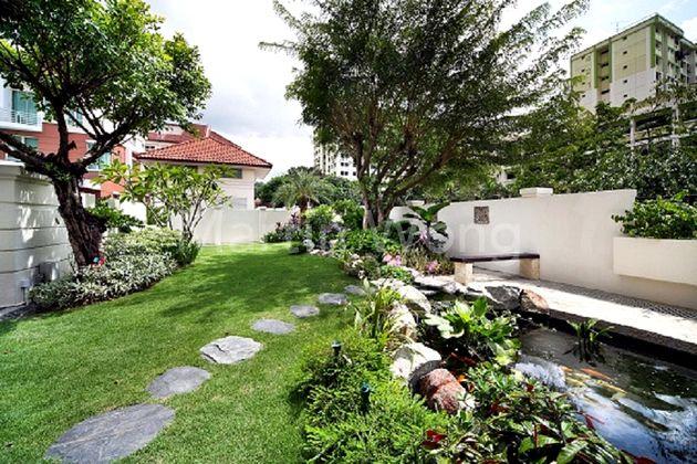 Big Lush Garden