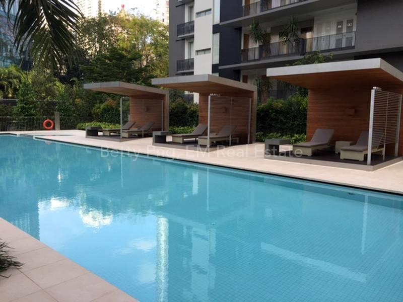 Skyline @ Orchard Boulevard Lap Pool