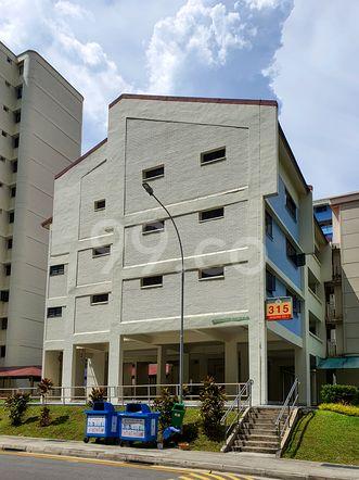 HDB-Hougang Block 315 HDB-Hougang