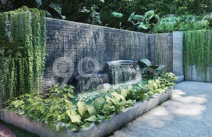 Dunearn 386 Garden