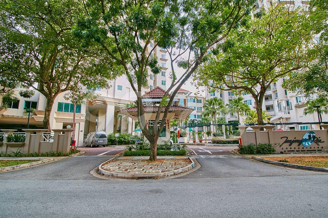 Tanjong Ria Condominium  Entrance