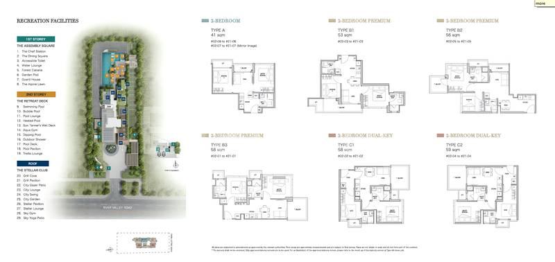 Facilities and Floorplans