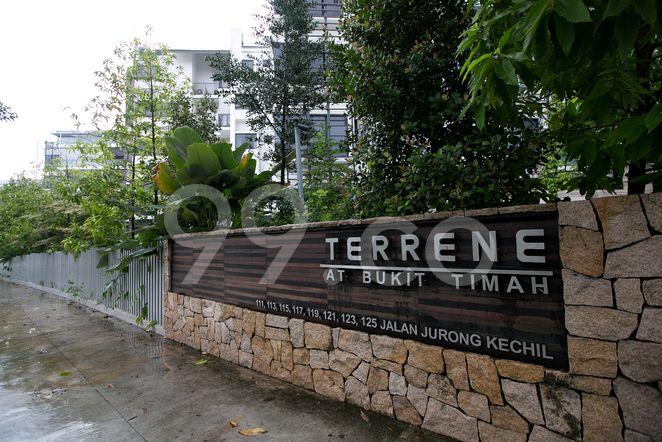 Terrene At Bukit Timah Terrene At Bukit Timah - Logo