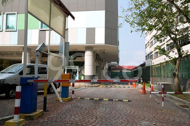 Highland Centre Highland Centre - Entrance