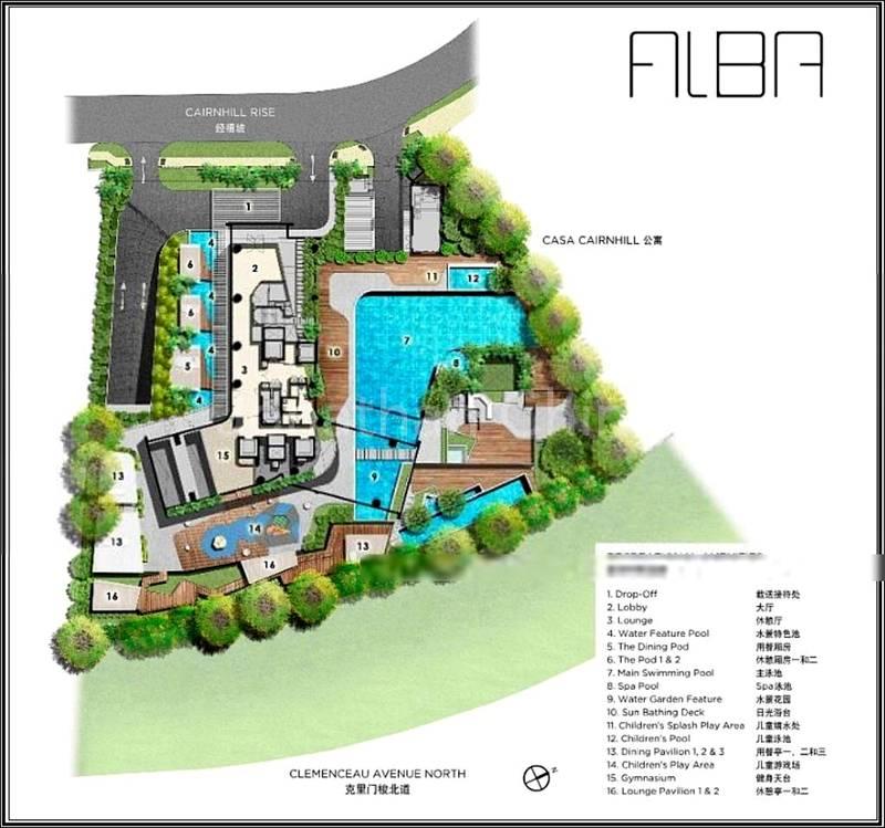 Facilities Siteplan