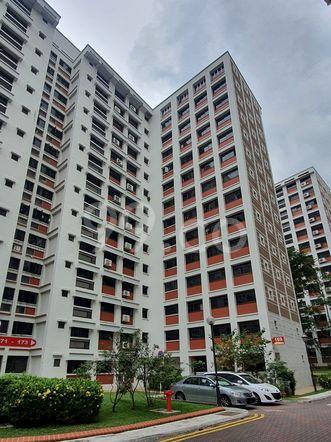 HDB-Hougang Block 169 HDB-Hougang