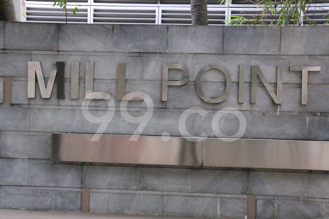 Mill Point  Logo