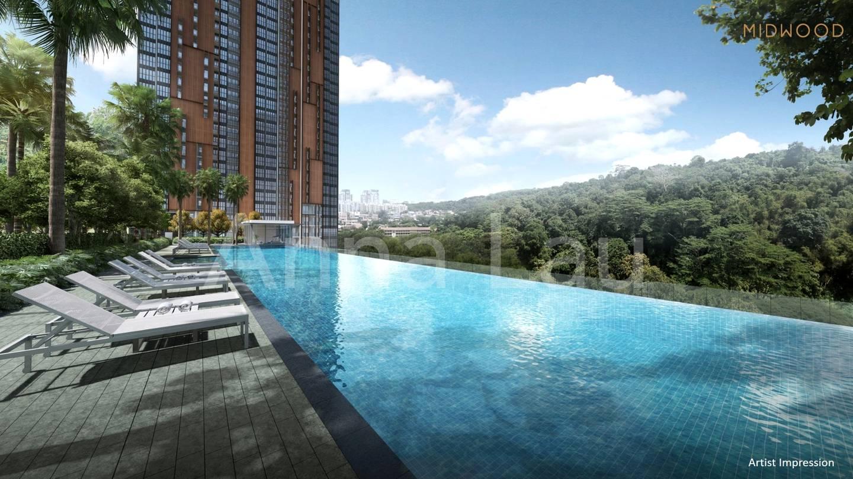 50m Infinity Pool