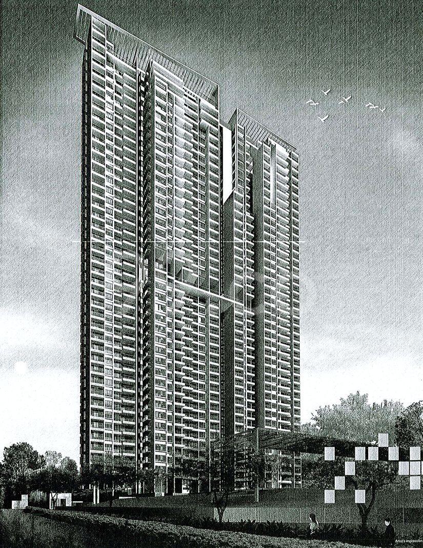 The Metropolitan Condominium  Cover
