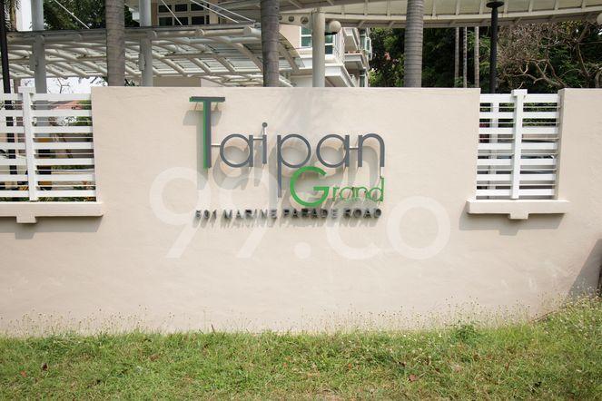 Taipan Grand Taipan Grand - Logo