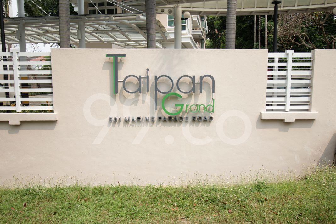 Taipan Grand  Logo