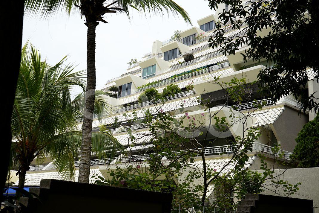 Pepys Hill Condominium  Elevation