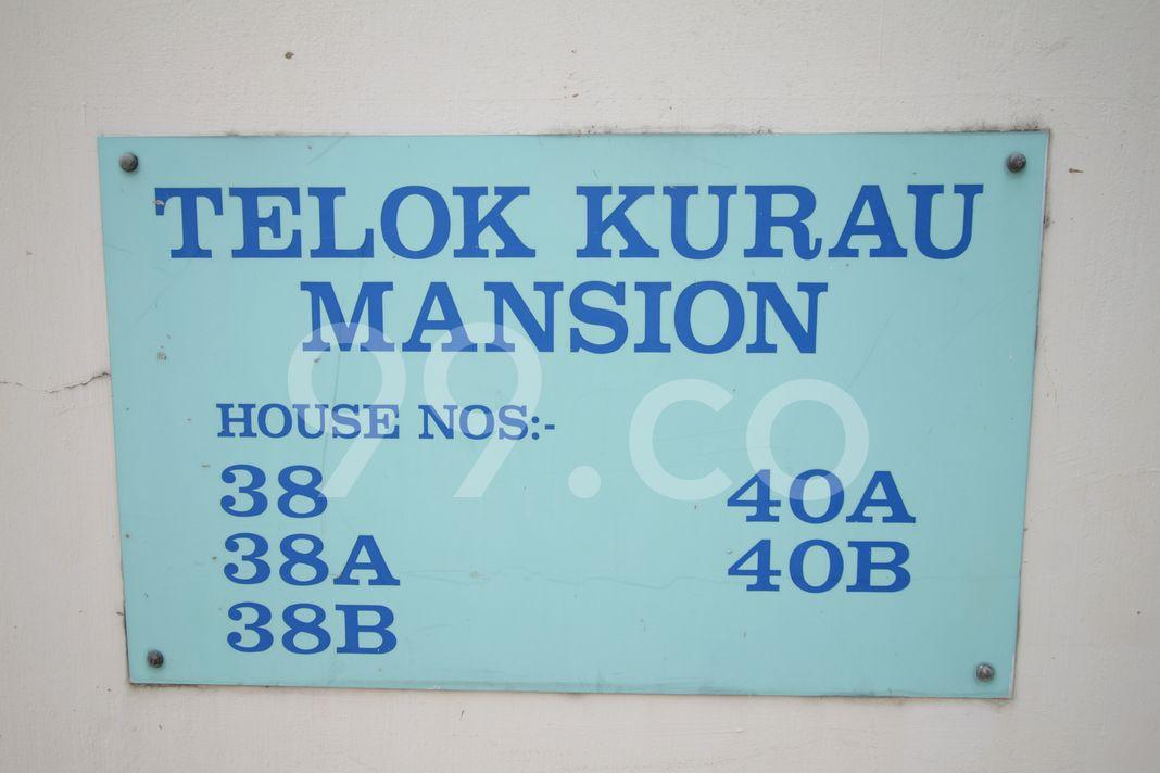 Telok Kurau Mansion  Logo