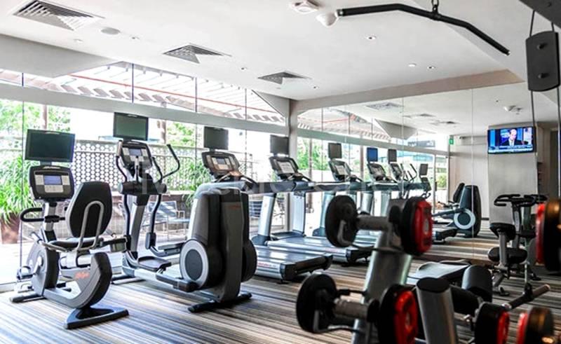 Gym Facility at Katong V