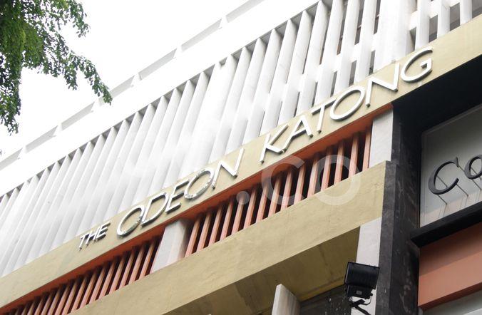 The Odeon Katong The Odeon Katong - Logo