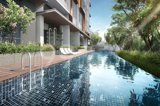 Mooi Residences Pool
