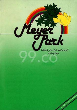 Meyer Park Meyer Park - Cover
