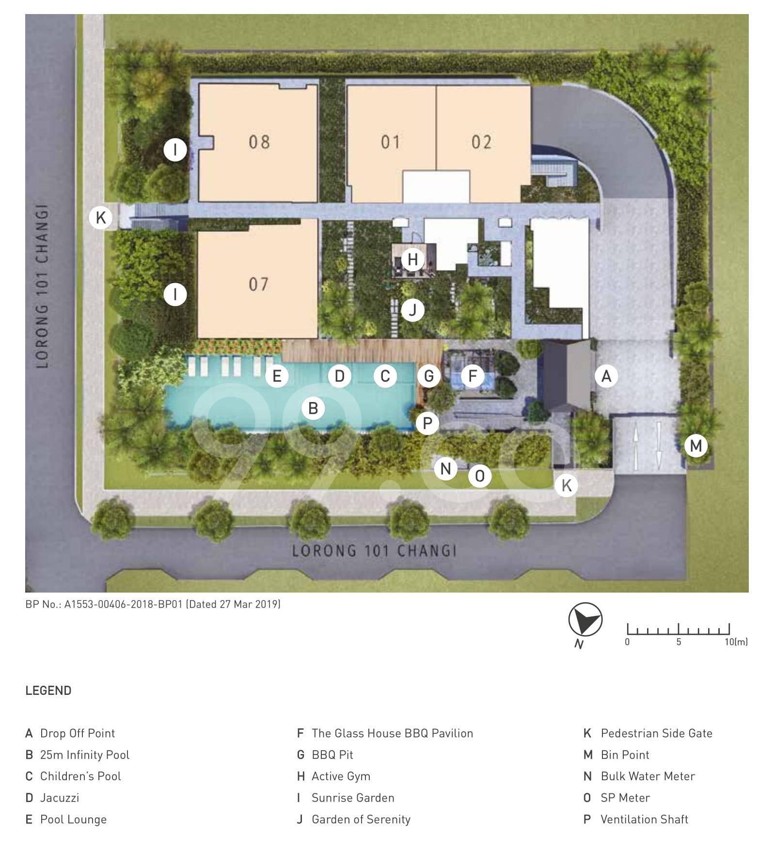 Olloi site plan