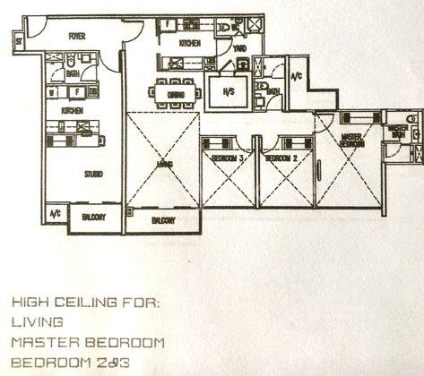 Efficient Floor Layout