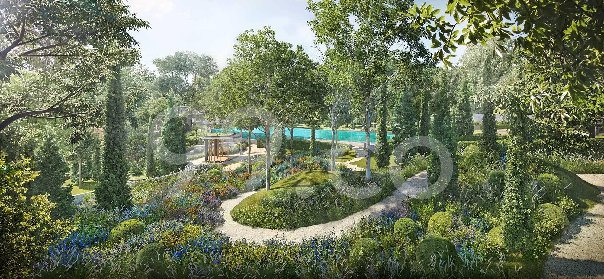 15 Holland Hill Garden
