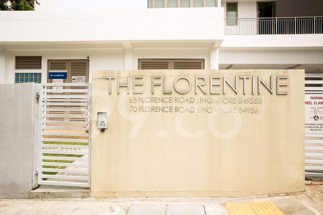 The Florentine The Florentine - Logo