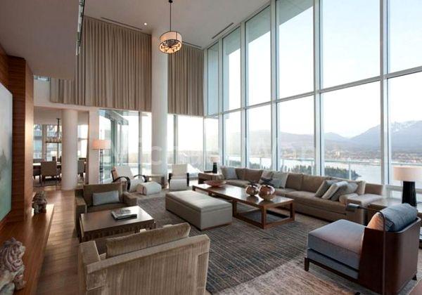 *For illustration of Super Penthouse Design.