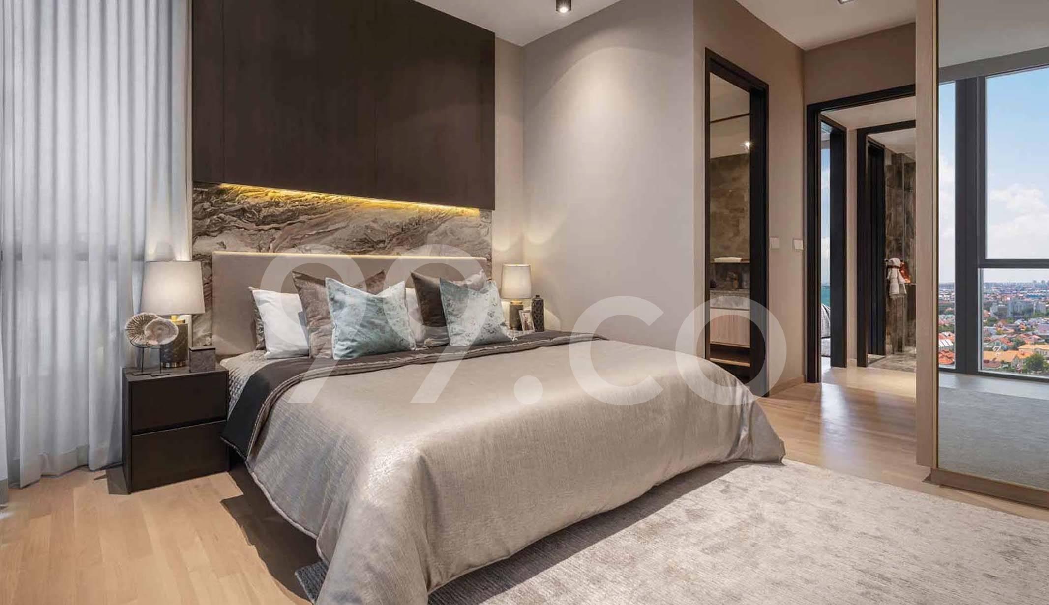 Meyer Mansion Bedroom