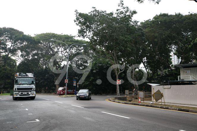 Rangoon View Rangoon View - Street