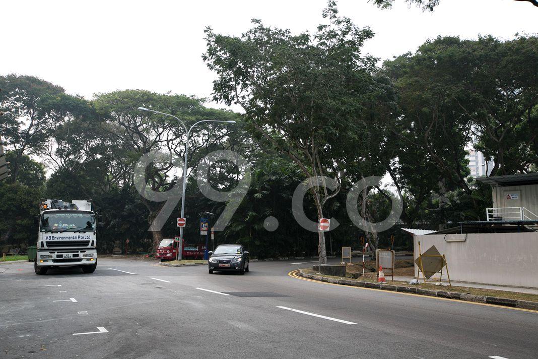 Rangoon View  Street