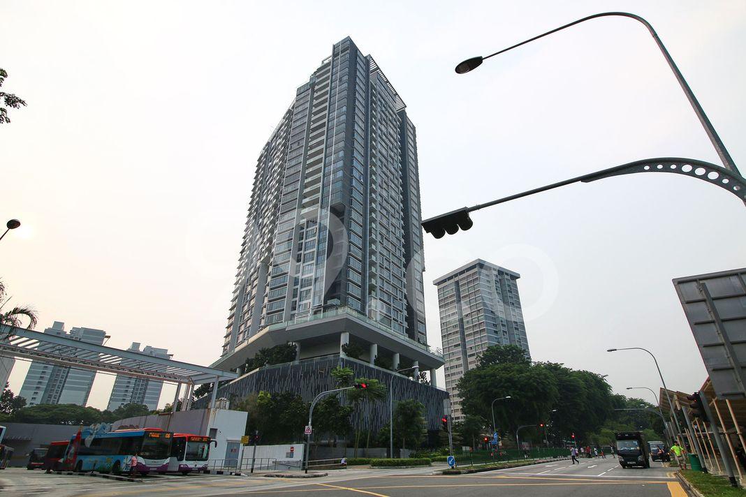 Centro Residences  Elevation