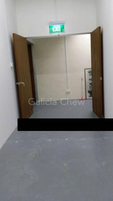 Double Panel Door- For Easy Access