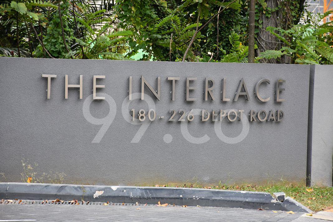 The Interlace  Logo