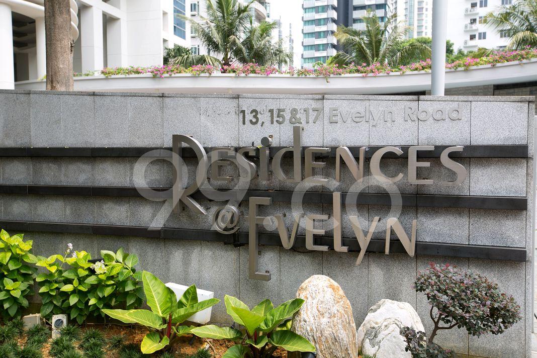 Residences @ Evelyn  Logo