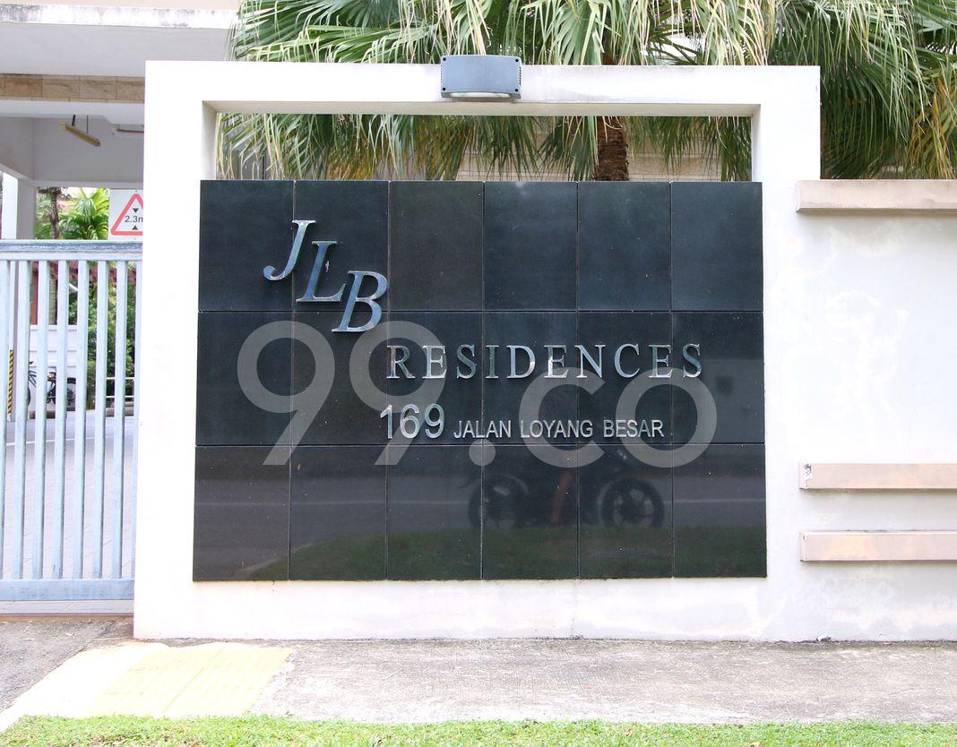 JLB Residences  Logo