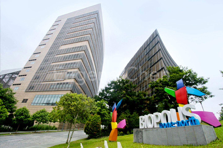 Mins away to Biopolis Business Hub