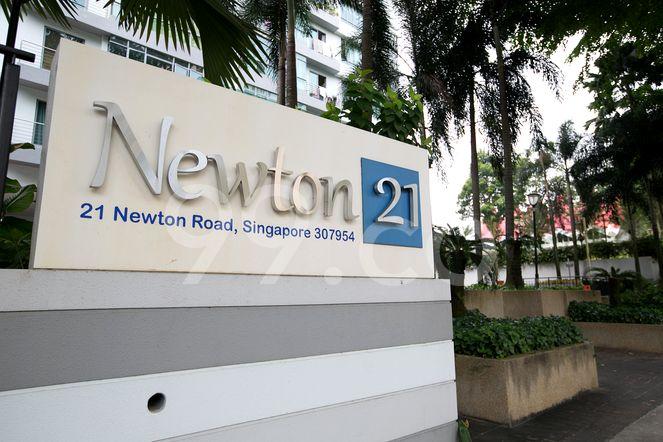 Newton 21 Newton Euro-Asia - Logo