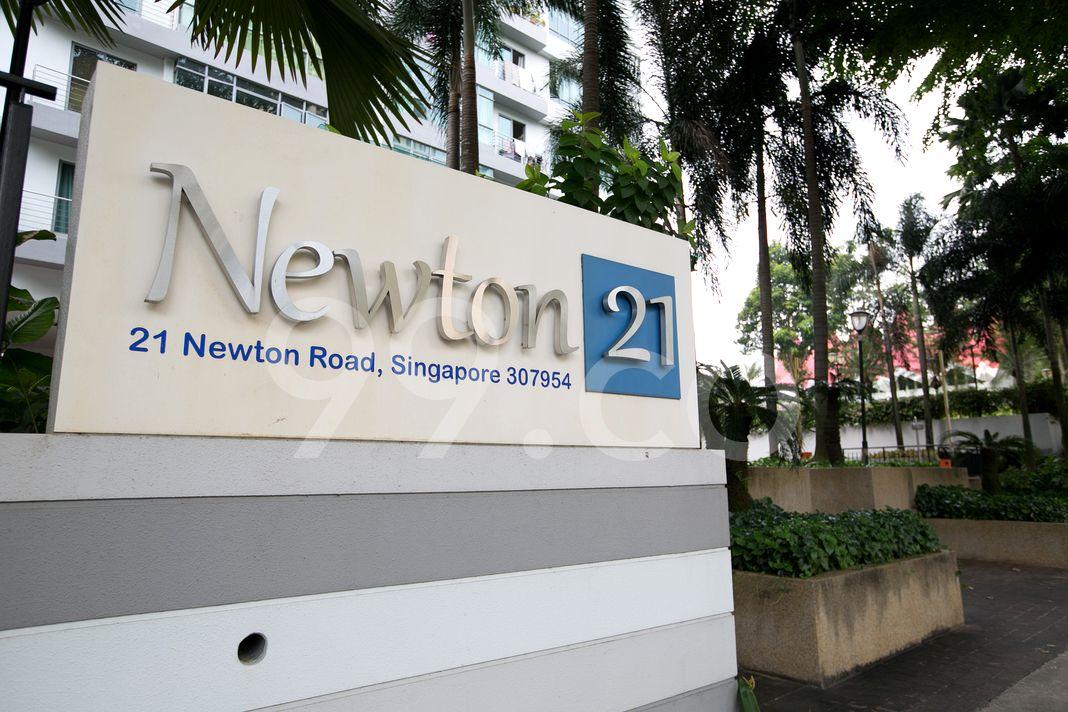 Newton EuroAsia  Logo