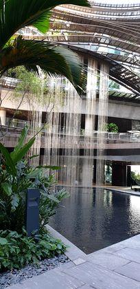 13m waterfall