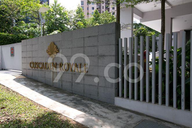 Angullia Park Residences @ Orchard Cuscaden Royale - Logo
