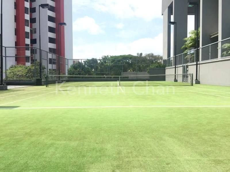 Cube 8 - Tennis Court