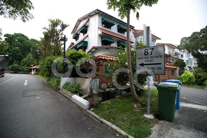 Watten Hill Watten Hill - Entrance