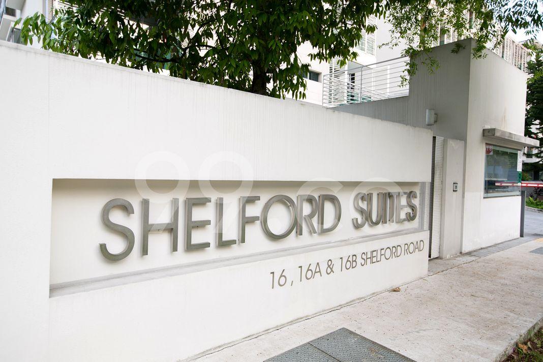 Shelford Suites  Logo