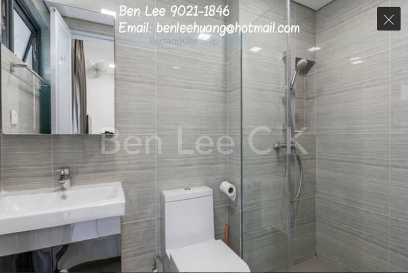 Modern Private Attach Ensuite Master Renovated bathroom